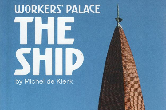 Book cover The Ship