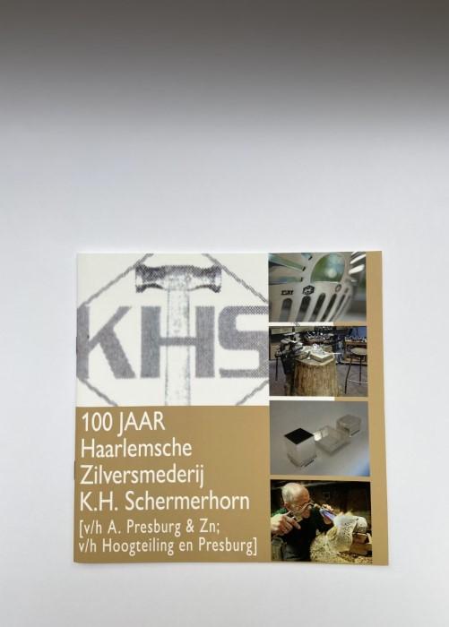 100 jaar zilversmederij Schermerhorn