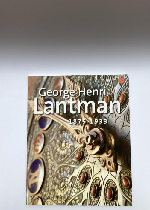 George Henri Lantman, 1875-1933