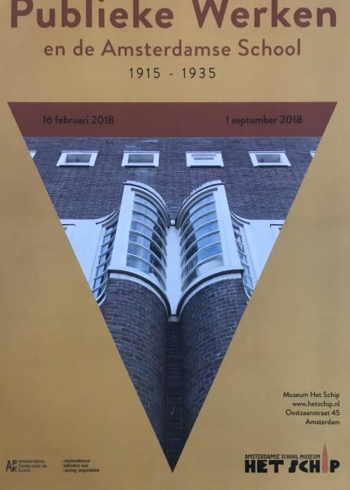 Poster Publieke Werken